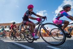 Erie Street Bike Races